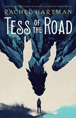 Cover of Tess of the Road.