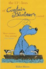 Cover of The 13½ Lives of Captain Bluebear.