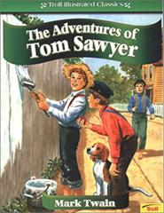 Cover of The Adventures of Huckleberry Finn.