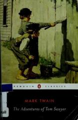 Cover of The Adventures of Tom Sawyer.