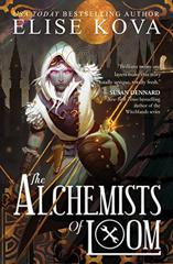 Cover of The Alchemists of Loom.
