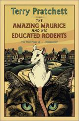 Cover of The Amazing Maurice and His Educated Rodents.
