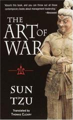 Cover of The Art of War.