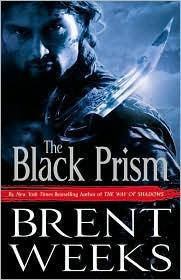 Cover of The Black Prism.