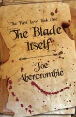 Cover of The Blade Itself.