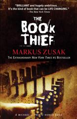 Cover of The Book Thief.