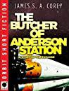 Cover of The Butcher of Anderson Station.