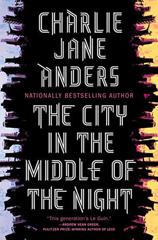 Cover of The City in the Middle of the Night.
