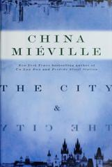 Cover of The City & the City.