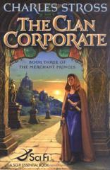 Cover of The Clan Corporate.