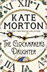 Cover of The Clockmaker's Daughter.
