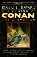 Cover of The Coming of Conan the Cimmerian.