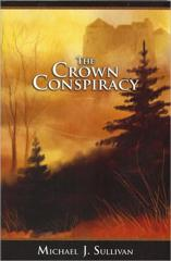 Cover of The Crown Conspiracy.