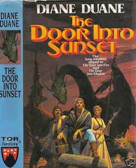 Cover of The Door into Sunset.