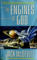 Cover of The Engines of God.