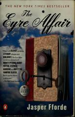 Cover of The Eyre Affair.