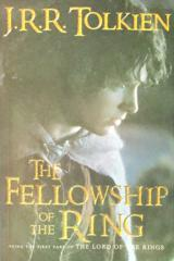 Cover of The Fellowship of the Ring.