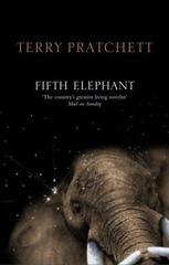 Cover of The Fifth Elephant.