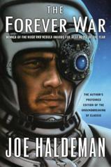 Cover of The Forever War.