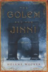 Cover of The Golem and the Jinni.