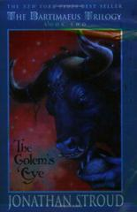 Cover of The Golem's Eye.
