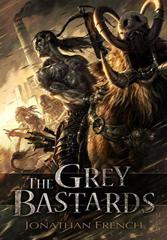 Cover of The Grey Bastards.