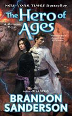 Cover of The Hero of Ages.