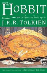 Cover of The Hobbit, or There and Back Again.