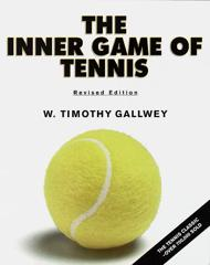 Cover of The Inner Game of Tennis.