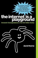 Cover of The Internet is a Playground.