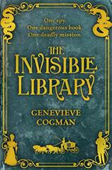 Cover of The Invisible Library.
