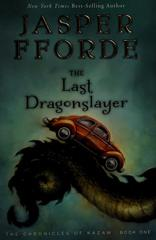 Cover of The Last Dragonslayer.