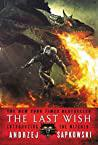 Cover of The Last Wish.