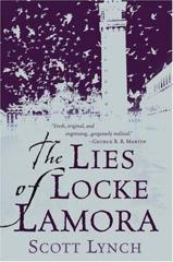 Cover of The Lies of Locke Lamora.