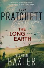 Cover of The Long Earth.