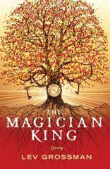 Cover of The Magician King.