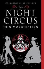 Cover of The Night Circus.
