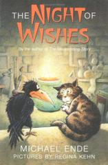 Cover of The Night of Wishes.