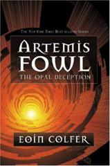 Cover of The Opal Deception.