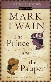 Cover of The Prince and the Pauper.