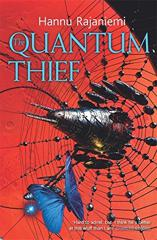Cover of The Quantum Thief.