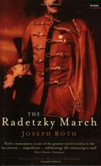 Cover of The Radetzky March.