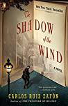 Cover of The Shadow of the Wind.