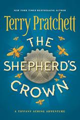 Cover of The Shepherd's Crown.