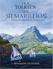 Cover of The Silmarillion.