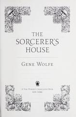 Cover of The Sorcerer's House.