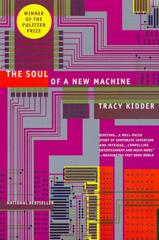 Cover of The Soul of a New Machine.