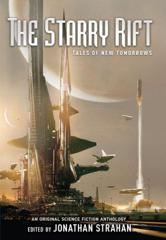 Cover of The Starry Rift: Tales of New Tomorrows.