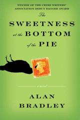 Cover of The Sweetness at the Bottom of the Pie.