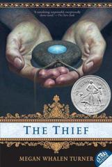 Cover of The Thief.